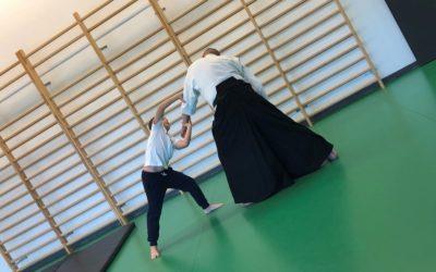 Bezpłatne zajęcia z Aikido dla dzieci